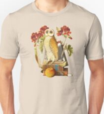 Apprentice Owl Unisex T-Shirt