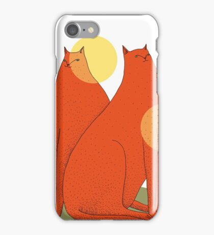 Wonder Cats iPhone Case/Skin