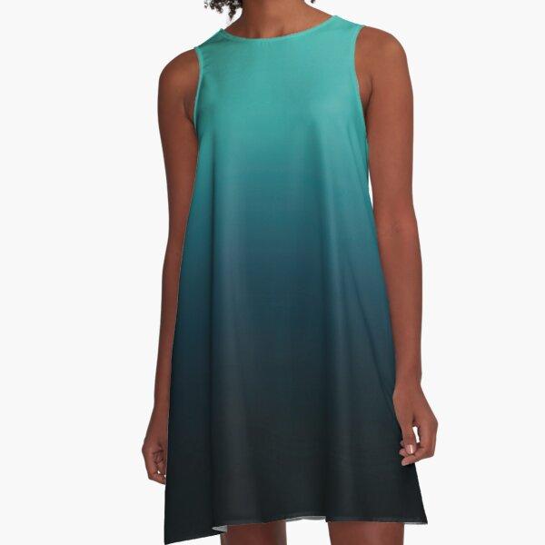 Underwater A-Line Dress