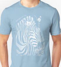 Zebra Painting Unisex T-Shirt