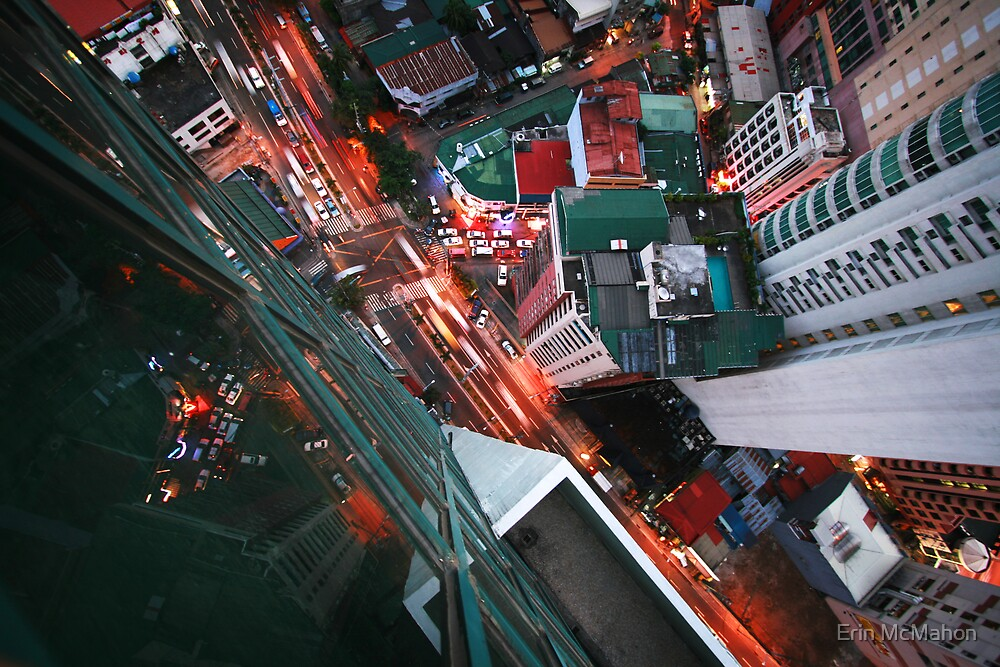 Makati - Manila - The Philippines  by Erin McMahon