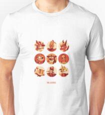 Videogames' Legends Unisex T-Shirt