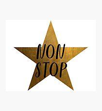 Non-Stop - Hamilton Star Photographic Print