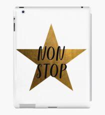 Non-Stop - Hamilton Star iPad Case/Skin