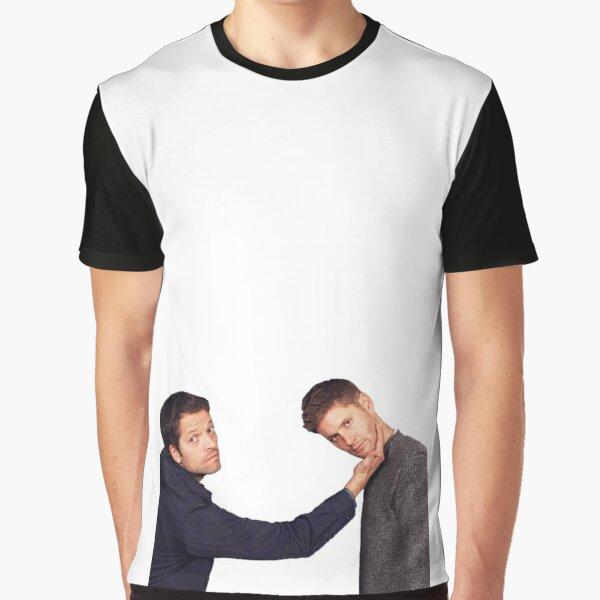 Destiel Graphic T-Shirt