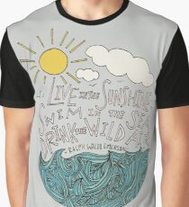 Emerson: Live in the Sunshine Graphic T-Shirt