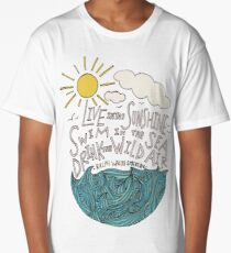 Emerson: Live in the Sunshine Long T-Shirt