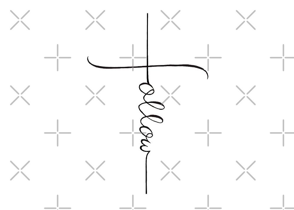 Follow Cross by rachelcweber