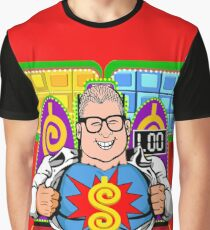 TV Game Show - TPIR (The Price Is...)Drew PunchABunch2 Graphic T-Shirt