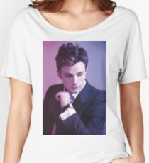 Chris Colfer Women's Relaxed Fit T-Shirt