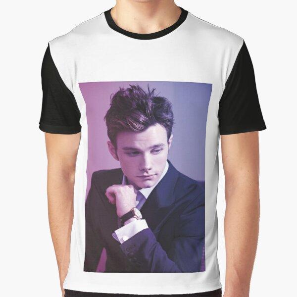 Chris Colfer Graphic T-Shirt