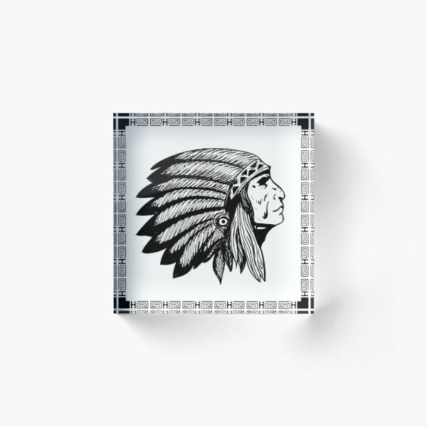 Native Acrylic Block