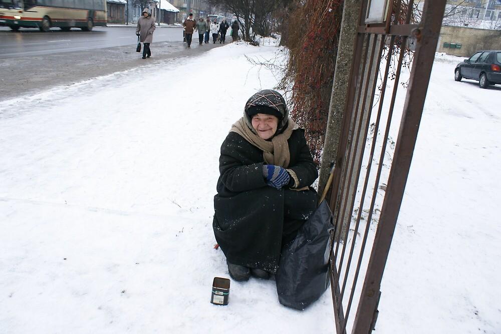 a street member by poteshka
