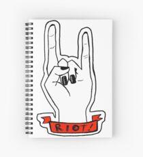 RIOT! Spiral Notebook