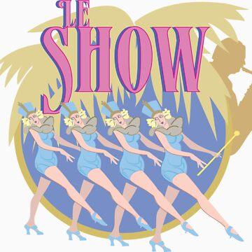 Le Show Chorus Line by jonhawley