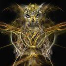 Owl Totem by Daniel Schmidt