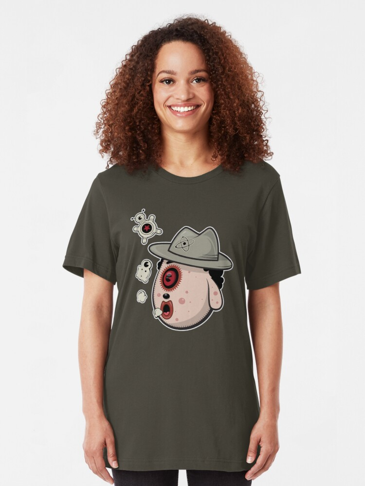 Alternate view of Astro Groove Slim Fit T-Shirt