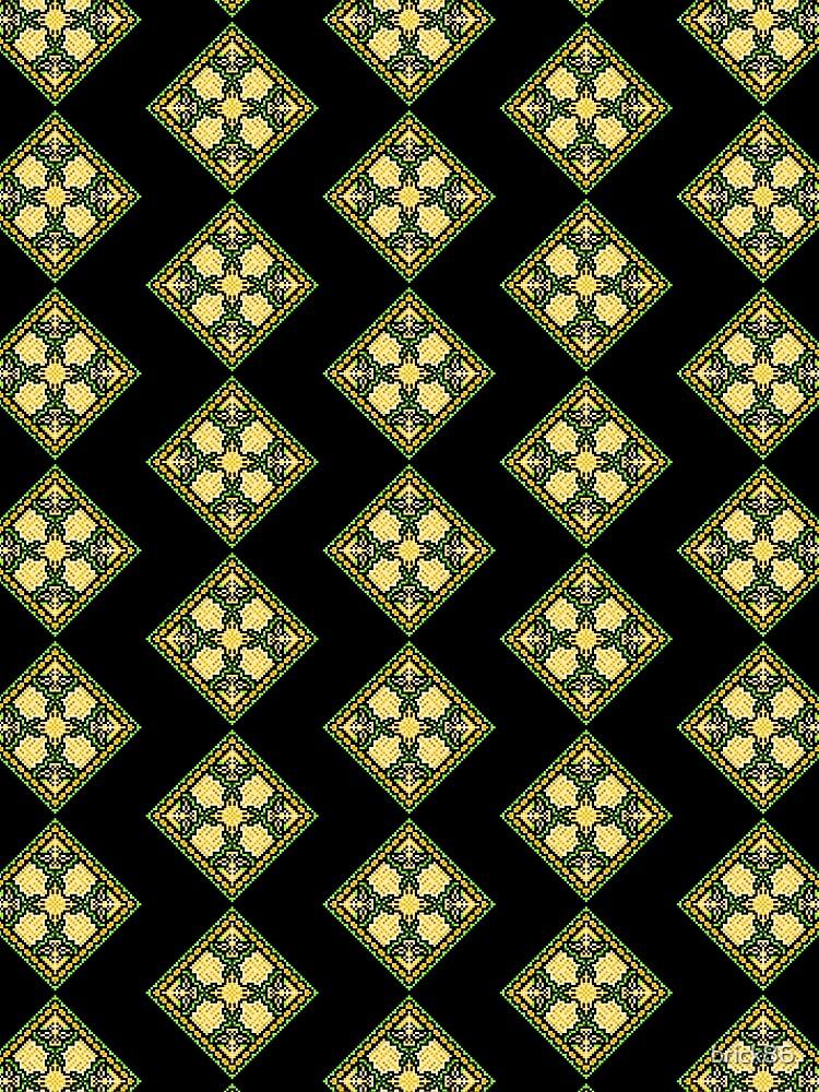 Baroque 3 Black by brick86
