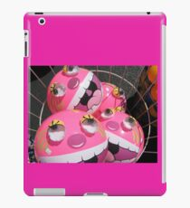Pink Monster Beach Ball iPad Case/Skin