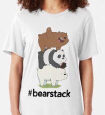 Bearstack Slim Fit T-Shirt