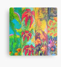Tropical Fever Metal Print
