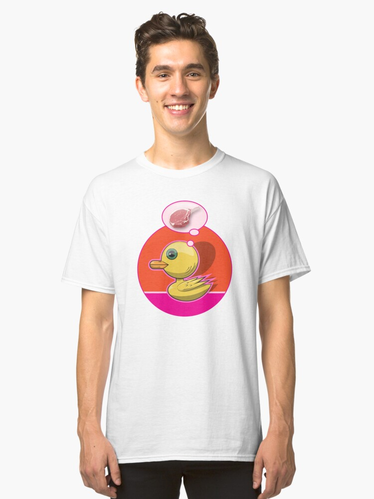 Alternate view of Ducky Classic T-Shirt