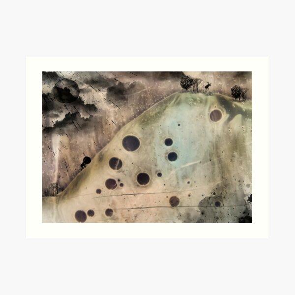 Sisyphus #Sisyphus Art Print