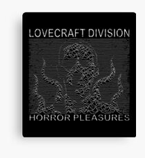 Lovecraft Division Canvas Print