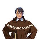 University Challenge Personalities - The Monkman #3 by appfoto