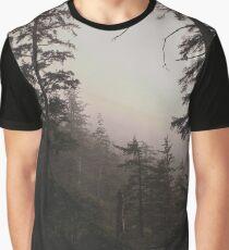 Oregon Coastal Forest Graphic T-Shirt