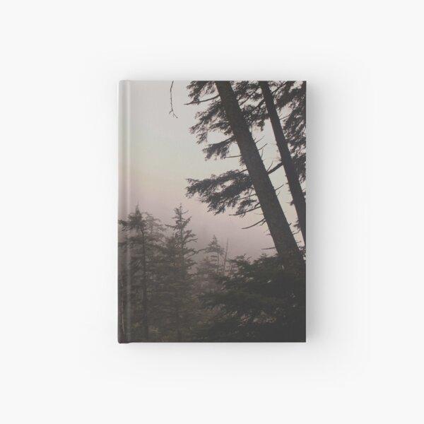Oregon Coastal Forest Hardcover Journal