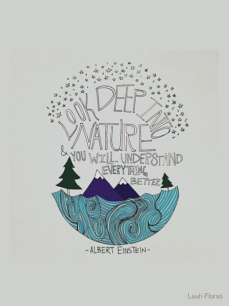 Einstein: Natur von adventurlings