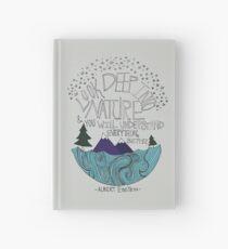 Einstein: Nature Hardcover Journal