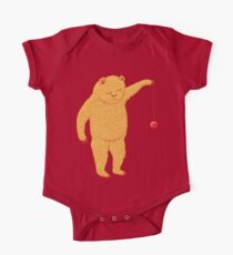 Bear with Yoyo Skills One Piece - Short Sleeve