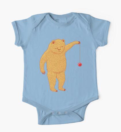 Bear with Yoyo Skills Kids Clothes