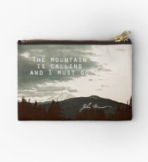 Muir: Mountain Zipper Pouch