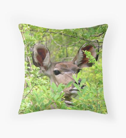 Who are YOU....? Throw Pillow