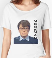 University Challenge Personalities - The Monkman Women's Relaxed Fit T-Shirt
