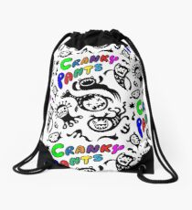 Cranky Pants Drawstring Bag