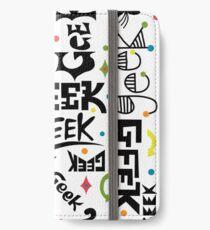 Geek Words iPhone Wallet/Case/Skin