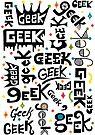 Geek Words by Andi Bird