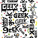 Geek Words by Andi Bird