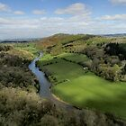The beautiful Wye Valley by missmoneypenny