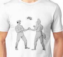 Old Timey Smash Bros Unisex T-Shirt
