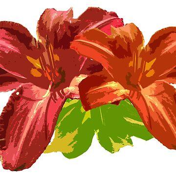 Bloomin' heck by annahannah