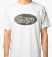 Hastening – Paradise Shelduck Ducklings - vignette Classic T-Shirt