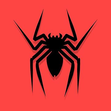 Little Red Spider by Jamtastic