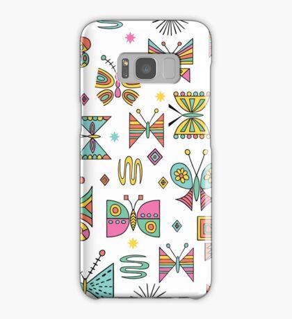 Butterfly Joy Samsung Galaxy Case/Skin