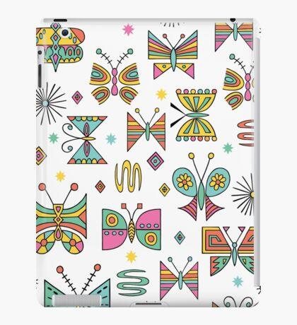 Butterfly Joy iPad Case/Skin
