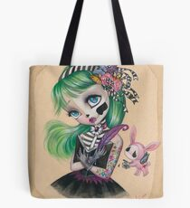 Poetry Of the Soul Tote Bag